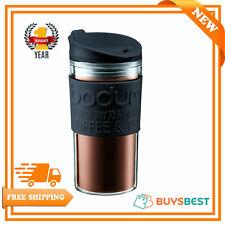 Bodum Vacuum Travel Mug Double Wall Plastic 0.35 Litres Black - 11103-01S