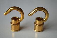 Brass Art Deco Architectural Antique Chandeliers/Lighting
