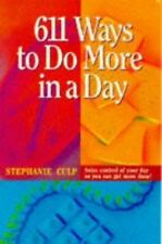 611 Ways to Do More in a Day-ExLibrary