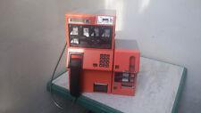 Telefono a gettoni, monete e scheda Pubblico Vintage Telecom