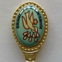 Remembrance Of My Confirmation Souvenir Spoon Teaspoon (T162)