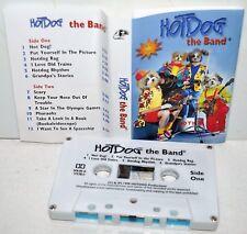 HOTDOG THE BAND          Cassette Tape