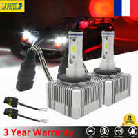 D1S D3S 110W 26000LM CREE LED voiture phare Kit lampes Globe ampoules 6000K