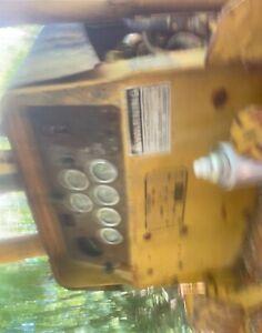 Case 450 Crawler Dozer