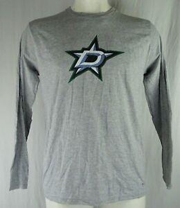 Dallas Stars NHL Men's Fanatics Long Sleeve Graphic T-Shirt