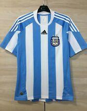 Argentina 2010-2011 Home Football Soccer Adidas Shirt Jersey Camiseta size S