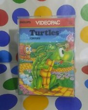 TURTLES VIDEOPAC - RARE - OFFERS WELCOME !