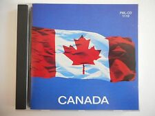 PARRY MUSIC LIBRARY # 1119 : CANADA (folk patriotic modern) || CD  RTL Port 0€