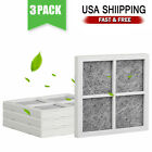 3Pack Replacement Refrigerator Air Filter for LG LT120F Kenmore Elite 469918 US photo