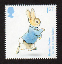 2016 SG 3856 1st NVI 'Peter Rabbit' ex Tale of Beatrix Potter Prestige PSB DY19