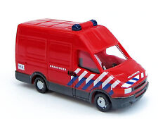 Rietze 16170 - Iveco Daily Brandweer - Spur N - NEU
