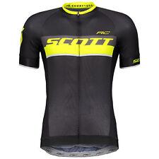 Maglia Scott Shirt RC Pro S\sl colore Nero-giallo zolfo Taglia L