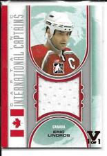 11-12 ITG Captain C Series International Captains Eric Lindros Jersey Vault 1/1