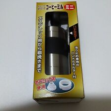 Porlex Ceramic Burr Grinder Coffee Hand Grinder Mill Mini JP-20