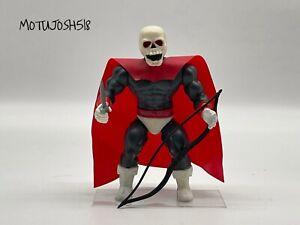 Remco Skullman MOTU KO Scareglow Masters of the Universe He-man Vintage Rare Lot