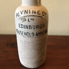 More details for old stoneware plynine co edinburgh household ammonia