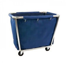 Large Commercial Postal Laundry Trolley for Home Warehouse Hotel Casters Include