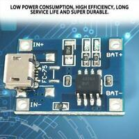 Multifunctional 5Pcs 5V Micro USB Lithium Battery Charging Charger Board H4N2