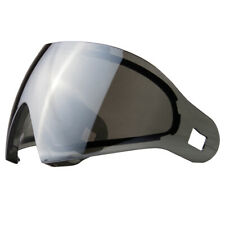 DYE I4 Paintball Thermal Maskenglas (Smoke/Silver)