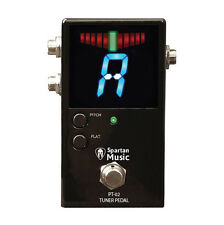PT-02 Chromatic Guitar Tuner Pedal