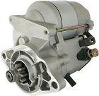 New Starter Fits Universal Inboard M-35 4cyl 30hp Diesel Engine 1987-1993 302474
