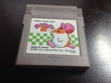Kirby's Dreamland 2 Gameboy Japanese Import **USA SELLER**