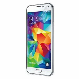 5 X High Quality Ultra Clear Screen Protector for New S5 Mini