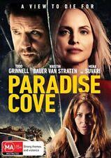 Paradise Cove (dvd 2021) *preorder R4 Todd Grinnell Mena Suvari