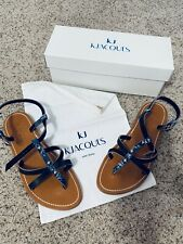 K. Jacques Sandals (NEW with box) custom made size 41