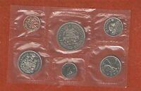 1871-1971 British Columbia Centennial Proof Like Mint Set Nice Looking Set L505