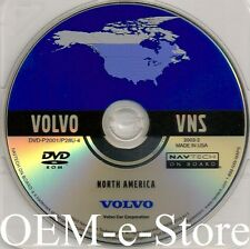 2002 2003 2004 2005 Volvo S60 S80 XC90 V70 Navigation OEM DVD Map US Canada