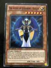 The Agent Of Judgement Saturn Yugioh Card Genuine Yu-Gi-Oh Trading Card