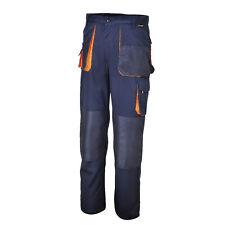 Beta Pantaloni da lavoro 180gr multi tasche porta utensili ginocchiere 7870