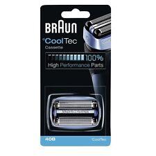 BRAUN 40B CoolTec Cassette Foil Cutter Mens Shaver Replacement Razor Blade