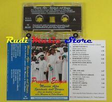MC CORO DEI BAMBINI E GIOVANI MISSIONE DILLA ETIOPIA Spirituals no cd lp dvd vhs