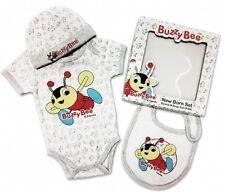 Buzzy Bee Newborn 3 Piece Gift Set