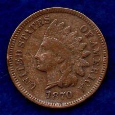 USA, 1870 Cent, Rare (Ref. c5856)