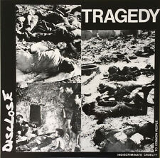 DISCLOSE - TRAGEDY LP, massiv raw punk from japan, skitlickers, pisschrist, doom