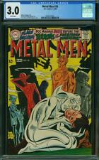 Metal Men #30 CGC 3.0 -- 1968 -- Ross Andru, Mike Esposito. Robot #0360123024
