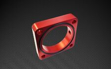 Torque Solution Throttle Body Spacer (Red) Fits BRZ/FR-S 13+