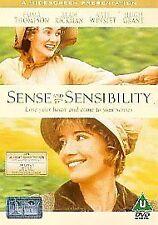 Sense And Sensibility [DVD] [1996], Excellent DVD, Robert Hardy,Elizabeth Sprigg