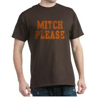 CafePress Chicago Mitch Please T Shirt 100% Cotton T-Shirt (148300855)