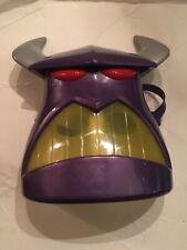 Disney Pixar Toy Story's Zurg Voice Changing Mask Lights Up VHTF Halloween