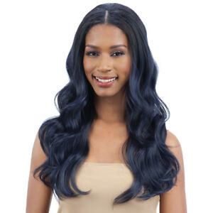 OVAL PART BODY WAVE - FREETRESS EQUAL SYNTHETIC YOUR OWN PART WIG