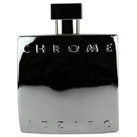Chrome by Azzaro Men EDT Cologne Spray 3.4 oz. Unboxed NEW
