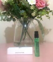 LOUIS VUITTON Cactus Garden Eau De Parfum EDP 2ml perfume sample 🌺 BRAND NEW