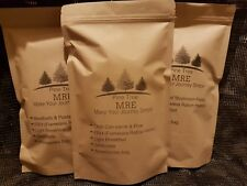 MRE - Meal Ready To Eat, Pine Tree MRE, Limited edition rations. B.B. 07/2020