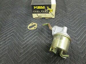 KEM NORS 40863 41382 Pontiac V8 HI-Perf 400 455 1970 1971 1972 Made in USA