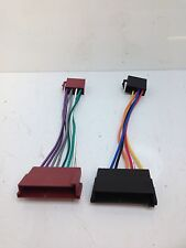 Ford Iso Wiring Harness Adaptor Lead   Loom - Adapts Your Ford Wiring To Iso