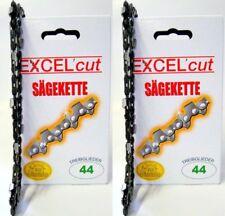 2 x Sägekette 30 cm 3/8 1,1 mm 44 TG passend für Stihl Kettensäge 170, 171, 181